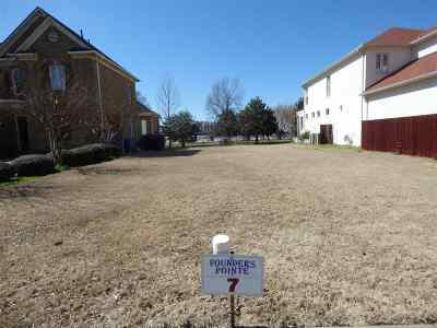 Residential Lots & Land For Sale: LOT 7 Founders