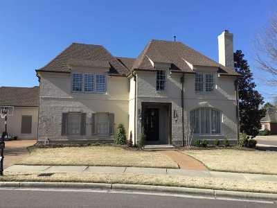Collierville Single Family Home For Sale: 1935 Katz