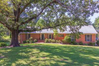 Selmer Single Family Home For Sale: 751 Lynnbrook