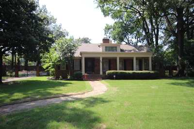 Memphis Single Family Home For Sale: 587 Goodwyn