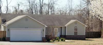 Tipton County Single Family Home For Sale: 2575 Beaver