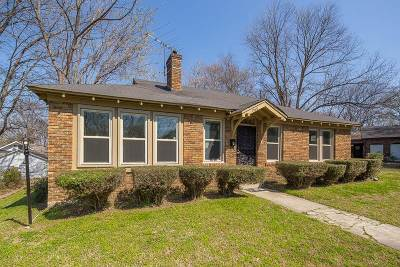 Memphis Single Family Home For Sale: 1460 Somerset