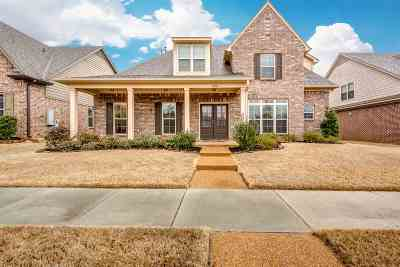 Collierville Single Family Home For Sale: 380 Augusta Pines