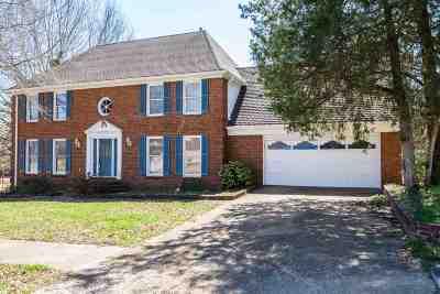 Memphis Single Family Home For Sale: 8643 Debbie Kay