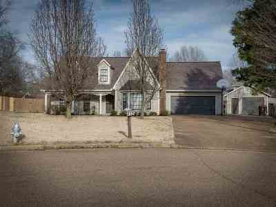 Collierville Condo/Townhouse For Sale: 412 E Valleywood