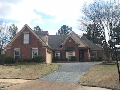 Collierville Single Family Home For Sale: 1723 Goldsmith