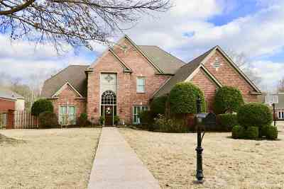 Collierville Single Family Home For Sale: 2380 E Shrewsbury