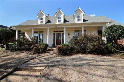 Collierville Single Family Home For Sale: 1425 Crossview