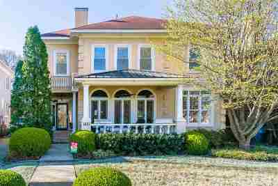 Memphis Single Family Home For Sale: 1831 Galloway