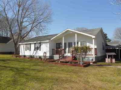 Savannah TN Single Family Home For Sale: $129,900
