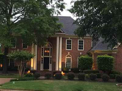Collierville Single Family Home For Sale: 2126 Gallina