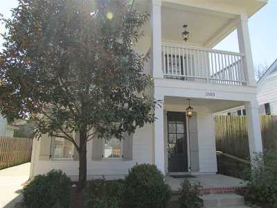 Memphis Single Family Home For Sale: 2103 Peabody