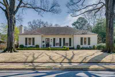 Memphis Single Family Home For Sale: 106 Pinehurst