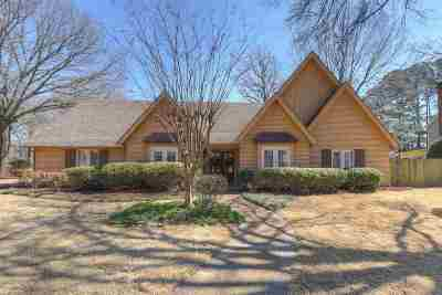 Germantown TN Single Family Home For Sale: $385,000