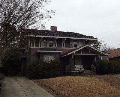Memphis Single Family Home For Sale: 684 S Mansfield