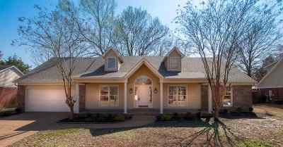 Collierville Single Family Home For Sale: 615 Charles Hamilton