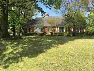 Memphis Single Family Home For Sale: 5360 Sycamore Grove