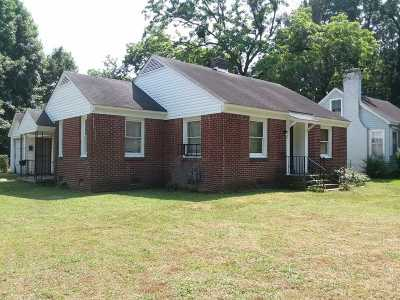 Memphis Single Family Home For Sale: 3181 Chisca