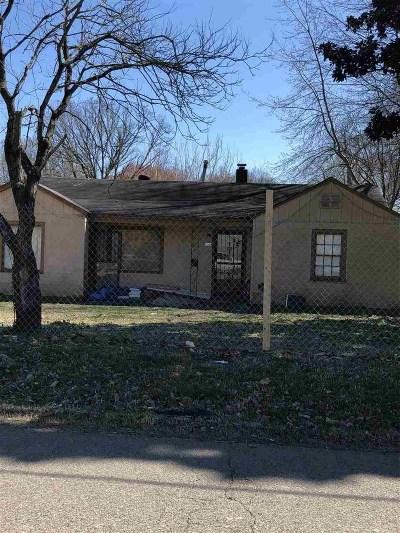 Memphis Single Family Home For Sale: 4149 Chelsea