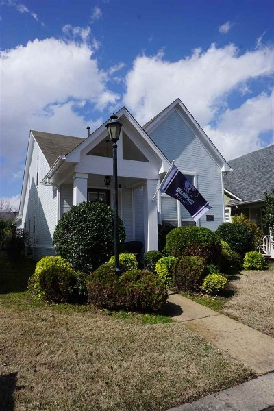 Memphis Single Family Home For Sale: 142 Harbor Creek