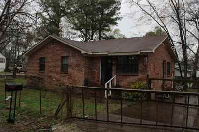 Tipton County Single Family Home For Sale: 416 Dixon
