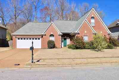 Memphis Single Family Home For Sale: 8426 Trondheim