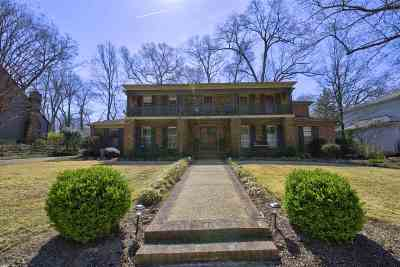 Memphis Single Family Home For Sale: 6353 Old Orchard