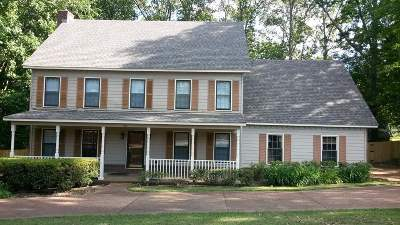 Collierville Single Family Home For Sale: 1135 Frank