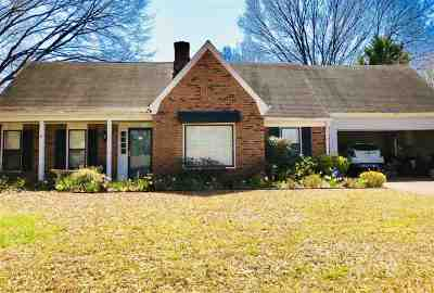 Germantown TN Single Family Home For Sale: $274,900
