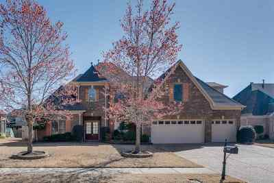 Collierville Single Family Home For Sale: 10381 Pilot Rock