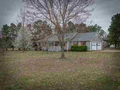 Tipton County Single Family Home For Sale: 4385 Hwy 59