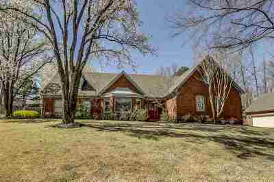 Memphis TN Single Family Home For Sale: $335,000
