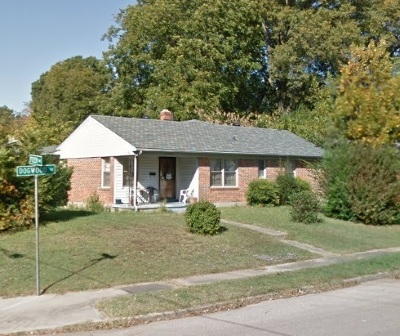 Memphis TN Single Family Home For Sale: $73,000