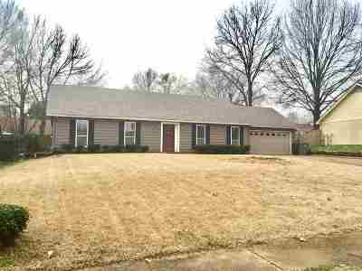 Memphis TN Single Family Home For Sale: $122,000