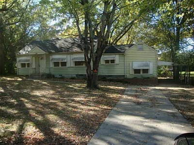 Memphis TN Single Family Home For Sale: $69,000