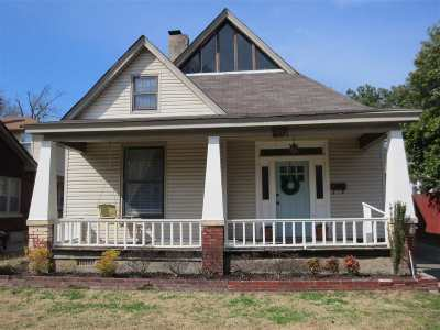 Memphis TN Single Family Home For Sale: $199,900