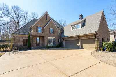 Rossville Single Family Home For Sale: 405 Cotton