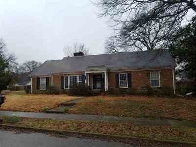 Memphis TN Single Family Home For Sale: $250,000