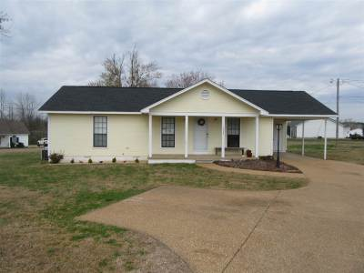 Adamsville Single Family Home For Sale: 1004 Old Shiloh