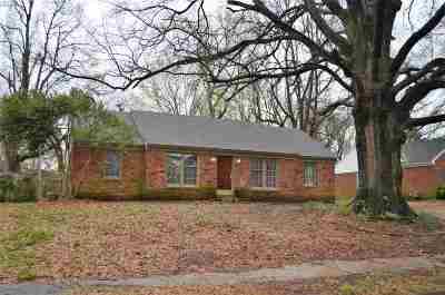 Memphis Single Family Home For Sale: 3418 Freland