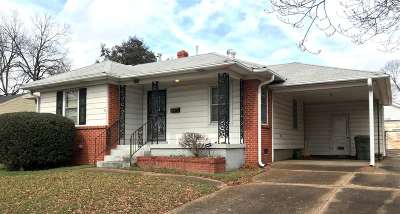 Memphis Single Family Home For Sale: 4788 Amboy