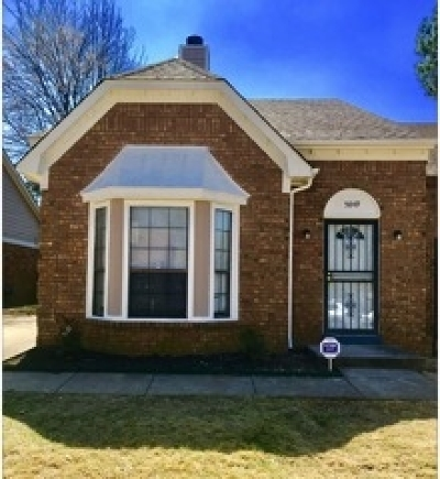 Memphis TN Single Family Home For Sale: $99,900