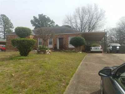 Memphis TN Condo/Townhouse For Sale: $72,900