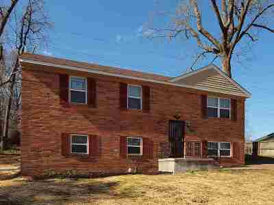 Memphis Single Family Home For Sale: 2574 Capewood