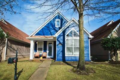 Memphis Single Family Home For Sale: 1208 Misty Isle