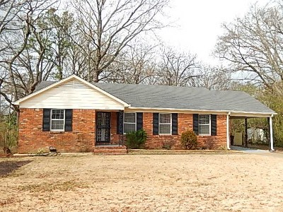 Bartlett Single Family Home For Sale: 2881 McCulley