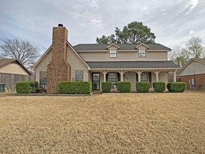 Bartlett Single Family Home For Sale: 3842 Robin Hill