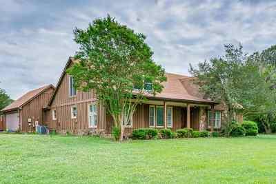 Memphis Single Family Home For Sale: 800 Sanga Creek