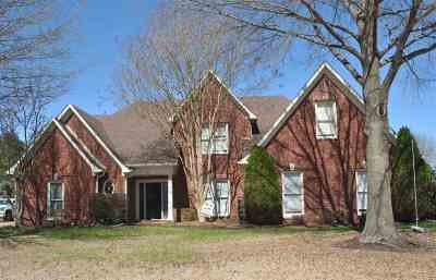 Collierville Single Family Home For Sale: 968 Stanhope