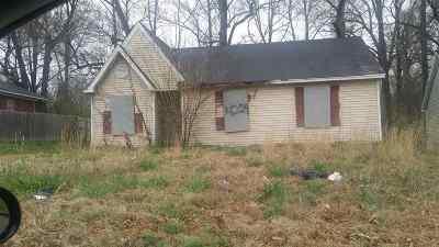 Memphis Single Family Home For Sale: 4224 Wagon Wheel
